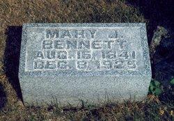 Mary Jane <i>Lyon</i> Bennett