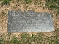 Eleanor Ida <i>Dodd</i> Allison