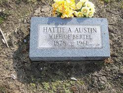 Hattie Anna Dollie <i>Gill</i> Austin