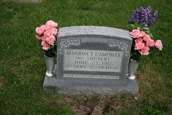 Alverna E. <i>Shubert</i> Campbell