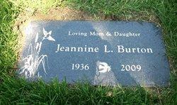 Jeannine Burton