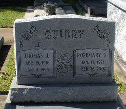 Thomas J. T. J. Guidry