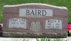 Melvin Nebel Baird