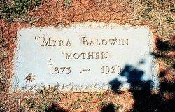 Myra <i>Bell</i> Baldwin