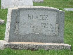 Rhea M. Heater