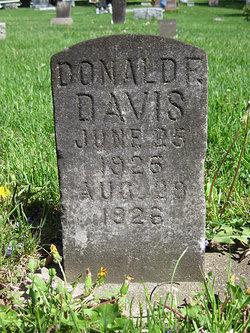 Donald E Davis