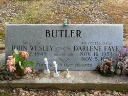 Darlene Faye <i>Henslee</i> Butler