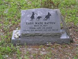 Cody Wade Batten