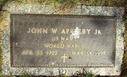 John W Appleby, Jr