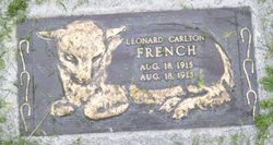 Leonard Carlton French