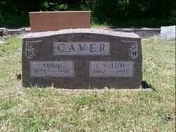 Abigail Louisa Abbie <i>O'Rear</i> Caver