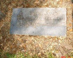 Birdie Sister <i>Patton</i> Jones