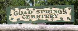Goad Springs Cemetery