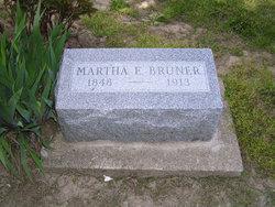 Martha Ellen <i>Kay</i> Bruner