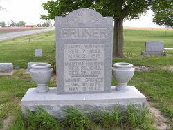 Minnie A Bruner