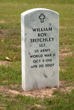 William Roy Spitchley