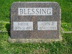 John David Blessing
