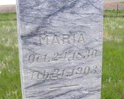 Maria K <i>Reed</i> Douglas