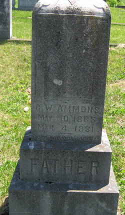 George Washington G. W. Ammons