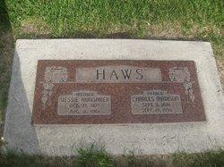 Harriet Vessie <i>Hunsaker</i> Haws
