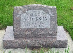 Opal M. Anderson