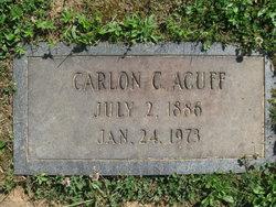 Carlon Clifford Acuff