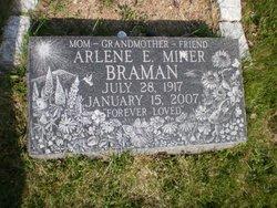 Arlene <i>Miner</i> Braman