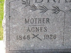 Agnes <i>Schrampp</i> Braatz