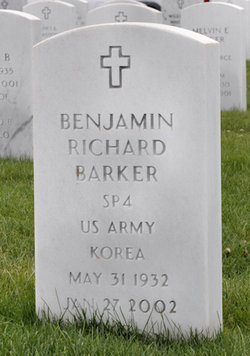 Benjamin Richard Barker