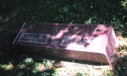 Lottie Minnie <i>Snyder</i> Armentrout