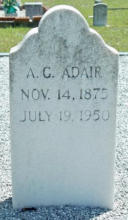 Augustus Ganaway Adair