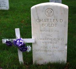 PFC Charles David Boldt