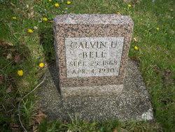 Calvin Uriah Bell