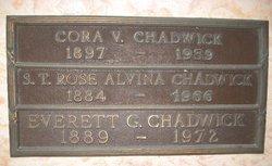 S.T. Rose Alvina <i>Tindall</i> Chadwick