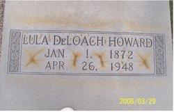 Agnes Delula Lula <i>Deloach</i> Howard