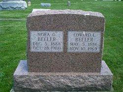 Nora Odessa <i>Groseclose</i> Beeler