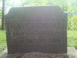 D. Wilbur Crume