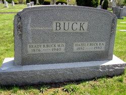 Brady B Buck, M. D.