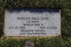 Harlen Dale Leth