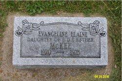 Evangeline Elaine McKee