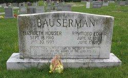 Elizabeth Elaine <i>Houser</i> Bauserman