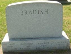Mary <i>Hyatt</i> Bradish