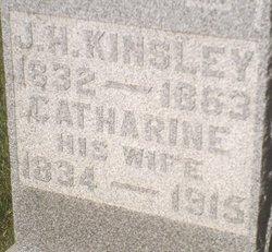 Catherine <i>Brooks</i> Kinsley