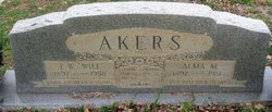 Alma M. <i>McCluskey</i> Akers