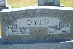 Josephine <i>Groene</i> Dyer