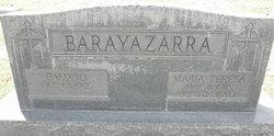 Maria Teresa Barayazarra