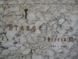 Theresa Tessie <i>Maggio</i> Bronge