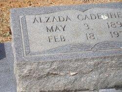 Alzada Cadenhead
