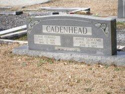 Ivie Edward Cadenhead