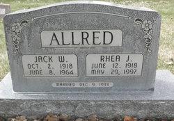 Jack Whitney Allred